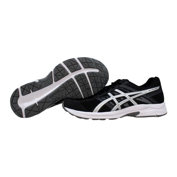 Asics Gel Contend 4 Black/Silver-Carbon  T716N-9093 Men's