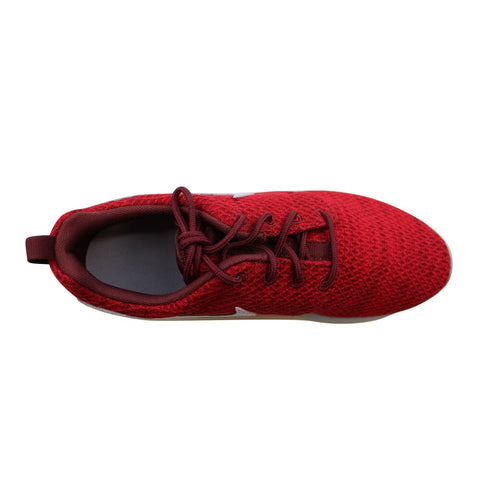 Nike Roshe One Dark Team Red/Wolf Grey 599728-607 Grade-School