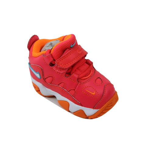 Nike Turf Raider Laser Crimson/White-Gamma Blue-Total Orange 599815-600 Toddler