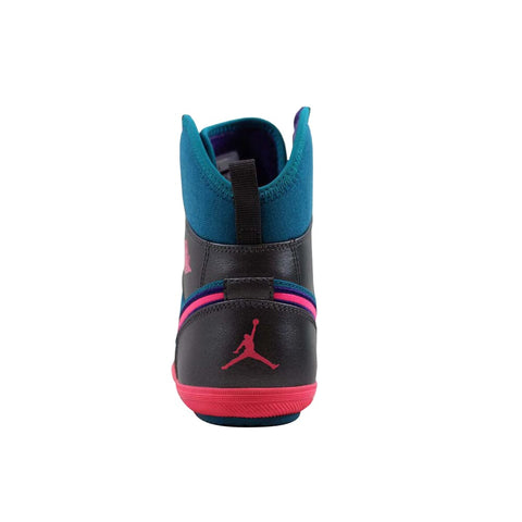 Nike Air Jordan 1 Skinny High Tropical Teal/Digital Pink-Metallic Dark Grey  602656-309 Grade-School
