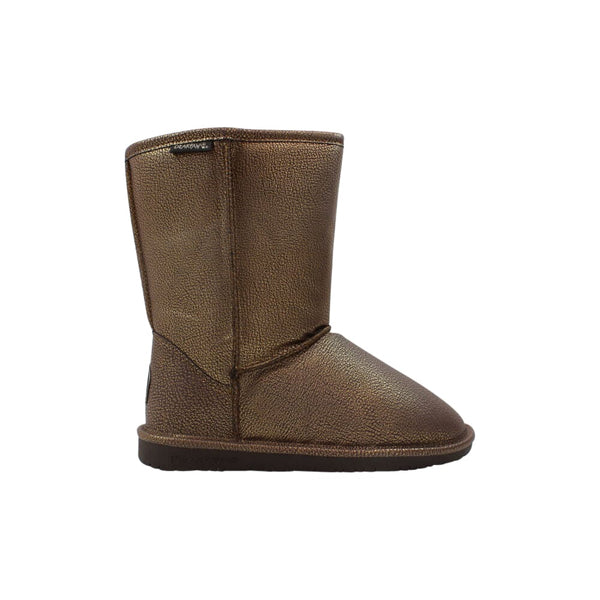 Bearpaw Emma Short Chocolate/Bronze  608W/Chocolate/Bronze Women's