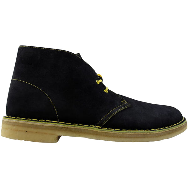 Clarks Desert Boot Black/Yellow  61274 Men's