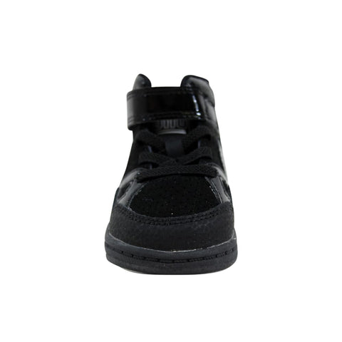 Nike Son Of Force Mid Black/Black-Metallic Silver 615162-007 Toddler