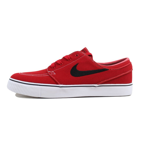 Nike Zoom Stefan Janoski Canvas University Red/Black-Gum Light Brown-White 615957-603 Men's