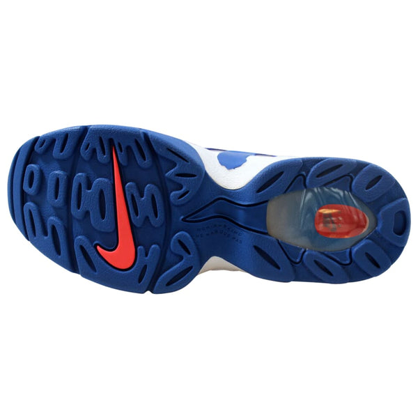 Nike Air DT Max '96 Military Blue/Laser Crimson-Wolf Grey-White  616502-400 Grade-School