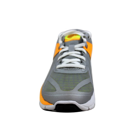 Nike Air Max Run Lite 5 Metallic Silver/White-Atomic Mango-Volt 631664-006