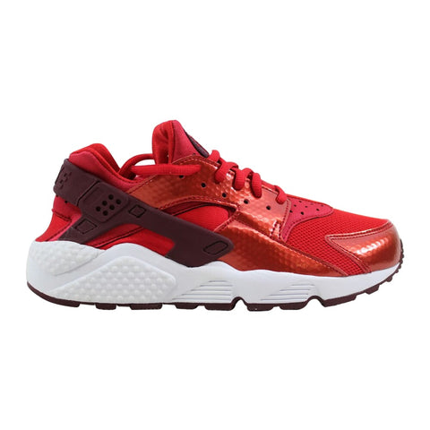Nike Air Huarache Run University Red/Night Maroon-White 634835-605 Women's