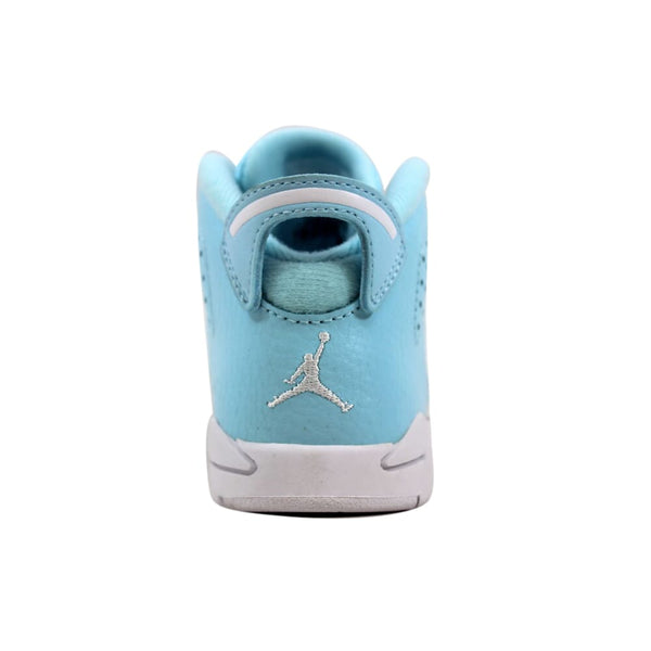 Nike Air Jordan VI 6 Retro GT Still Blue/White-White Pantone 645127-407 Toddler
