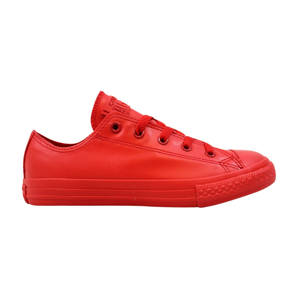 Converse Chuck Taylor All Star Rubber OX Red/Red-Red  651796C Grade-School