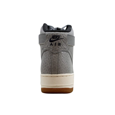 Nike Air Force 1 Hi Premium Wolf Grey/Wolf Grey 654440-008 Women's
