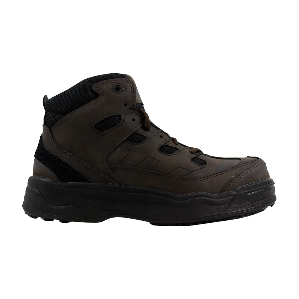 Red Wing Worx Non Metallic Safety Toe Hiker Brown 6556