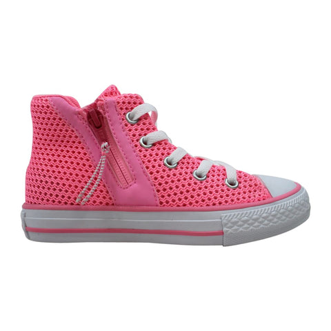 Converse Chuck Taylor All Star Sport Zip Pink Glow/Neo Pink  656060F Pre-School