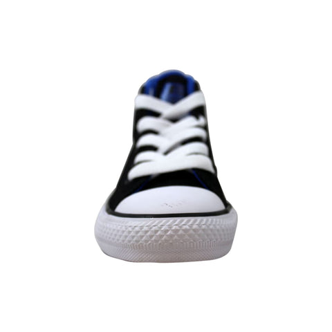 Converse Chuck Taylor All Star Syde Street Mid Black/Laser Blue-White  659022F Pre-School