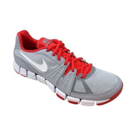 Nike Flex Show TR 3 Wolf Grey/White-Daring Red  684701-011 Men's