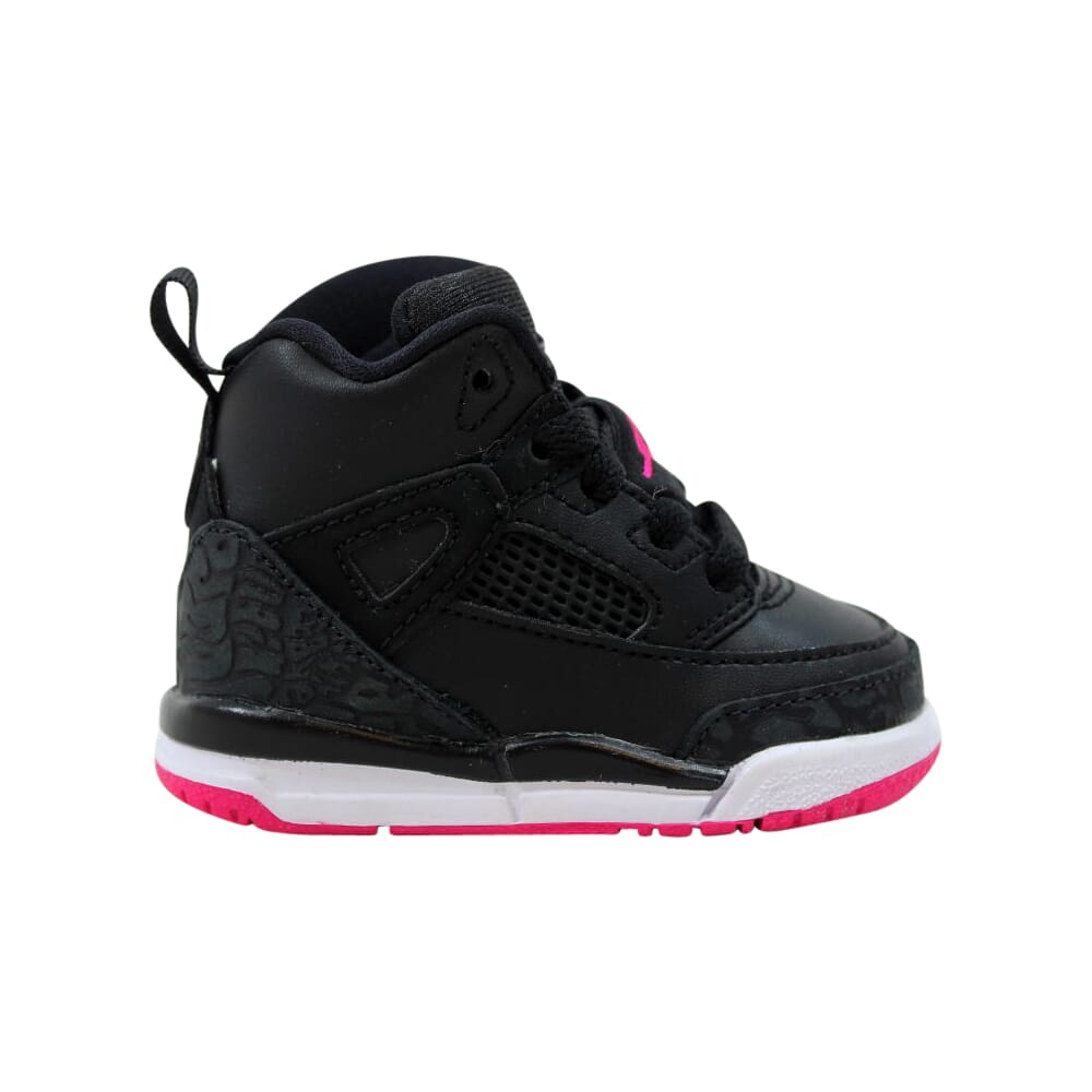 Nike Air  Jordan Spizike Black/Deadly Pink-Anthracite  684932-029 Toddler