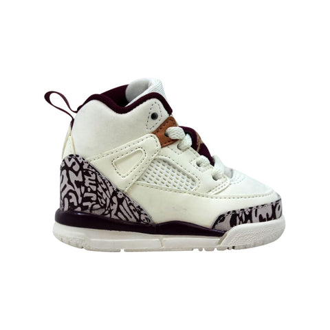 Nike Air Jordan Spizike Sail/Bordeaux-Metallic Red Bronze  684932-132 Toddler