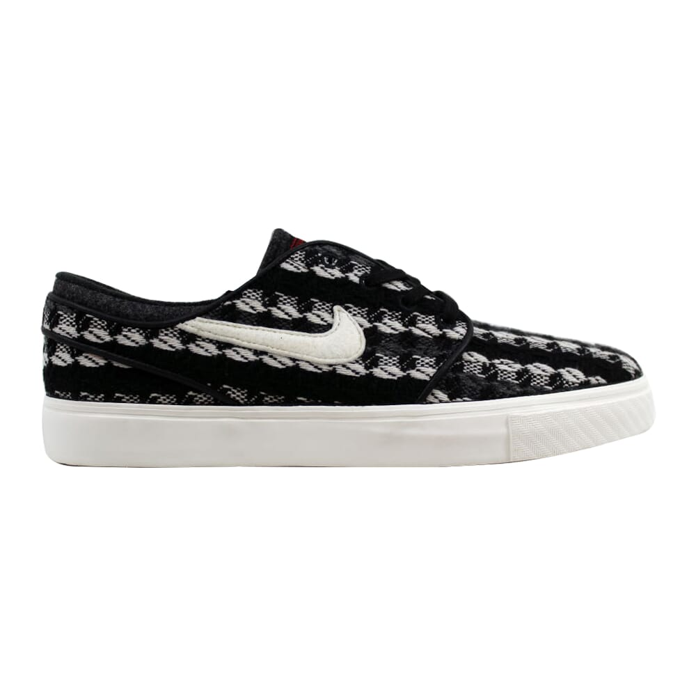 Nike Stefan Janoski Warmth Black/Ivory-Gym Red 685277-016 Men's