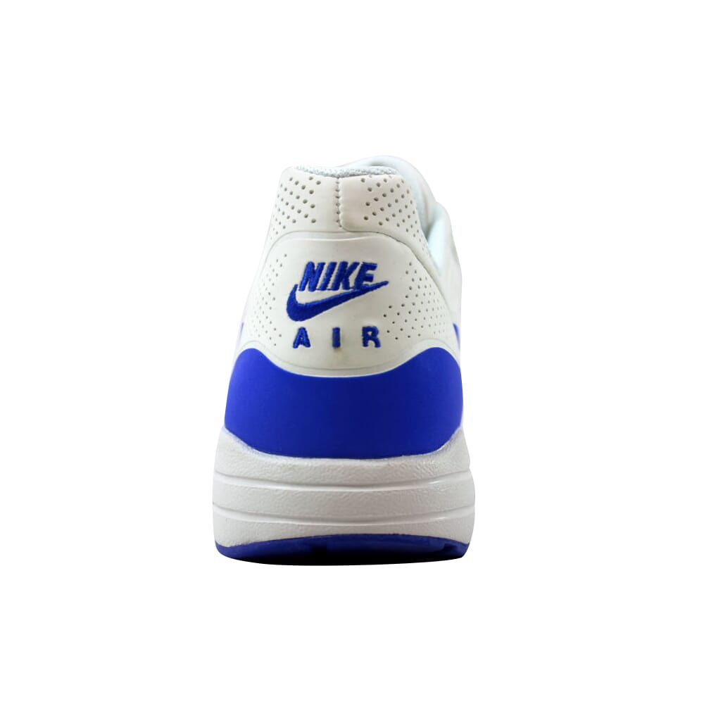 Nike Air Max 1 Ultra Moire Summit White/Racer Blue-White 704995-100 Women's