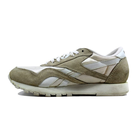Reebok Classic Nylon White/Natural 71-54627 Grade-School