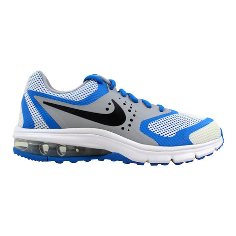 Nike Air Max Premiere Run White/Black-Photo Blue-Wolf Grey 716791-100 Grade-School