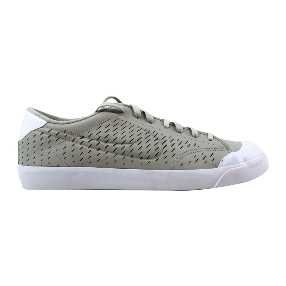 Nike All Court 2 Low Leather Pale Grey/Pale Grey-White 724271-001 Men's