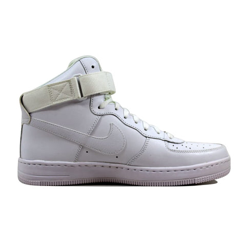 Nike Air Force 1 Ultra Force Mid ESS White/White-Wolf Grey 749535-100 Women's