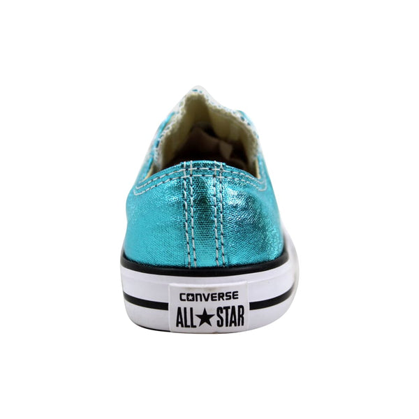 Converse Chuck Taylor All Star OX Fresh Cyan/Black-White 755560F Toddler