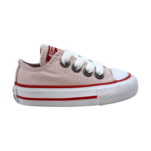 Nike Chuck Taylor All Star OX Barely Rose/Enamel Red/White  760102F Toddler