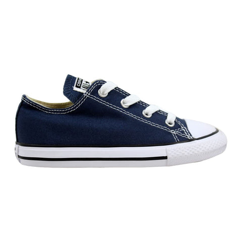 Converse Chuck Taylor All Star OX Navy  7J237 Toddler