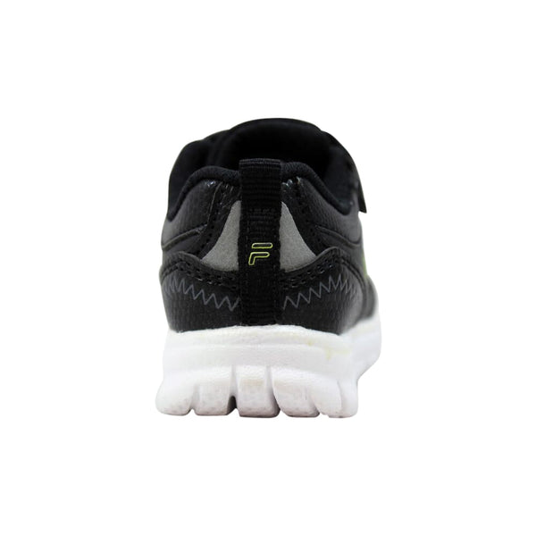 Fila Gradient Lite Black/lmpnch  7SR20347-026 Toddler