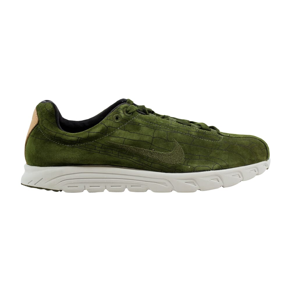 Nike Mayfly Leather Premium Legion Green/Legion Green 816548-300 Men's