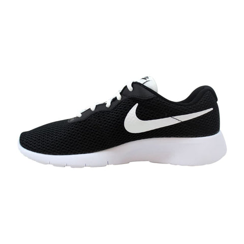 Nike Tanjun Black/White  818381-017 Grade-School