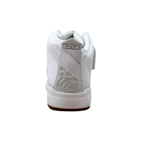 Nike Air Akronite White/White-Gum Light Brown  819832-100 Grade-School