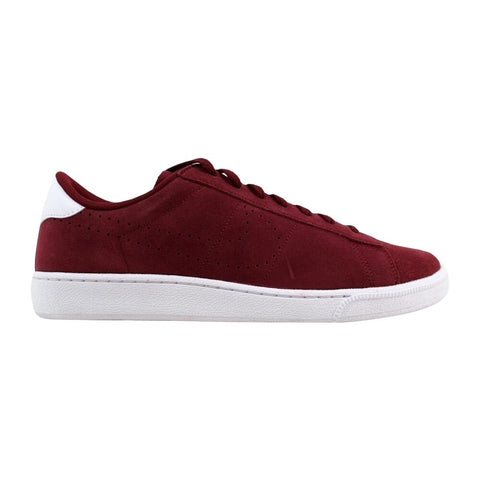 Nike Tennis Classic CS Suede Team Red/Team Red-White 829351-601 Men's