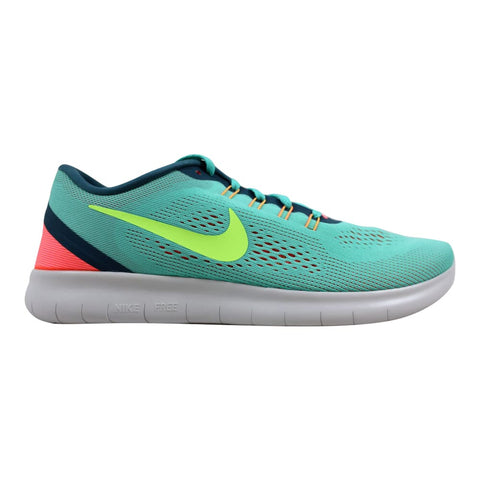 Nike Free RN Hyper Turquoise/Ghost Green 831509-302 Women's