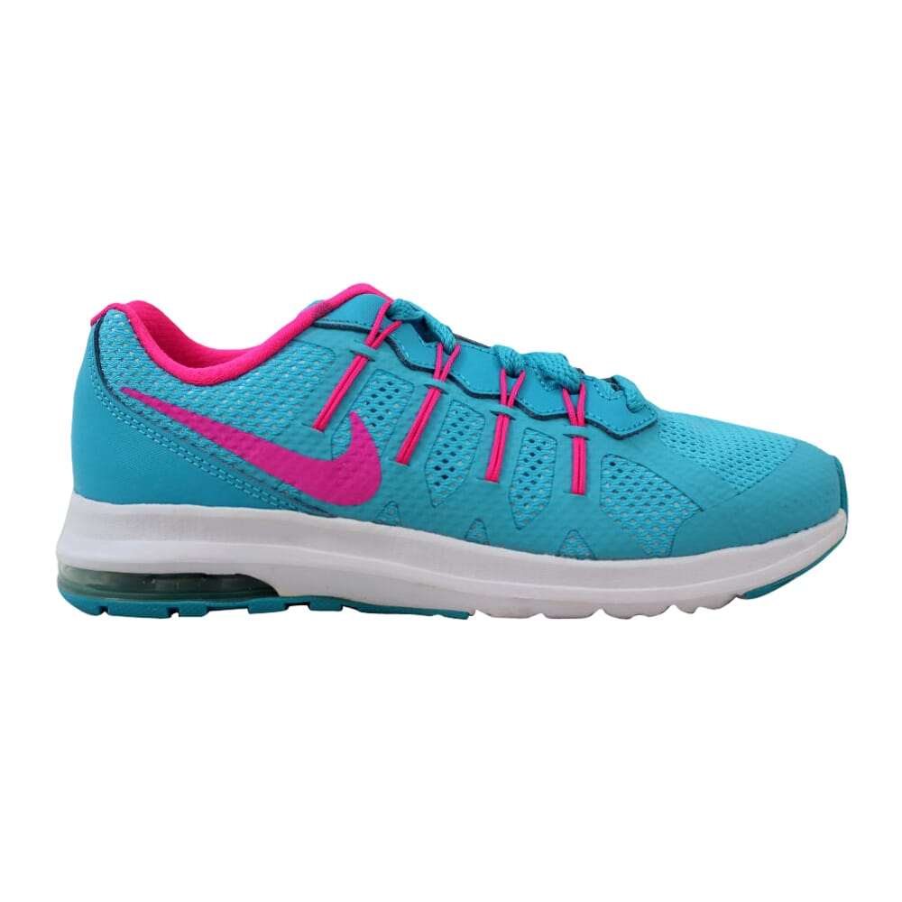 Nike Air Max Dynasty Gamma Blue/Pink Blast-White  835940-401 Pre-School