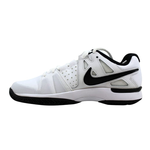 Nike Air Vapor Advantage Leather White/Black-Dark Grey  839235-100 Men's