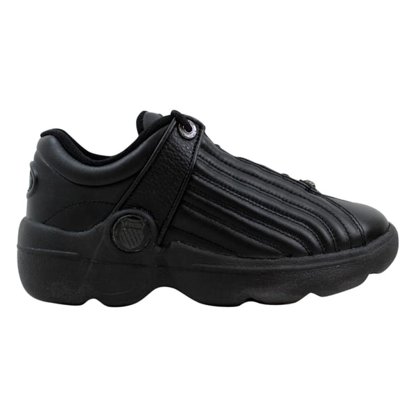 K Swiss Chillton Black/Charcoal 8406006 Grade-School