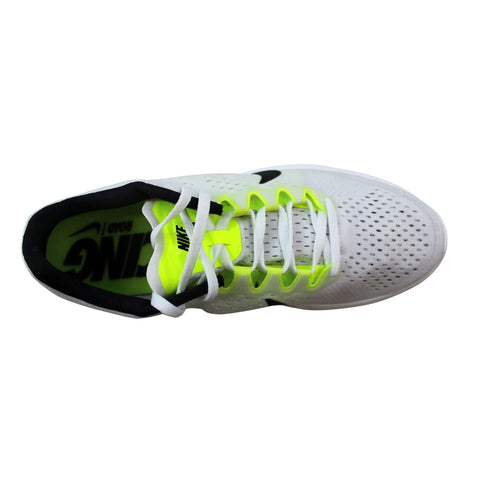 Nike Lunaracer 4 White/Black-Volt 844562-107 Men's