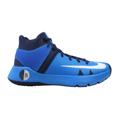 Nike KD Trey 5 IV Photo Blue/Bright Citrus-Mid Navy  844571-484 Men's
