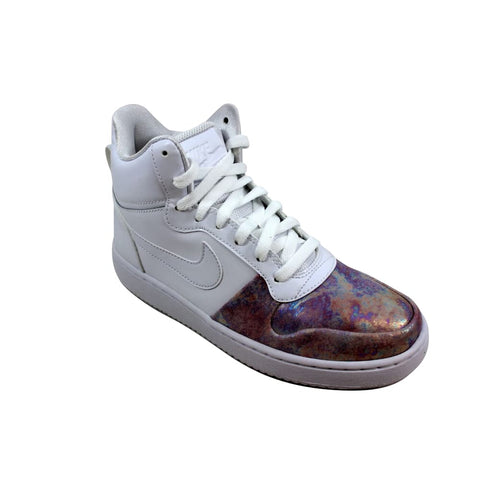 Nike Court Borough Mid Premium White/White-Rose Gold 844907-102