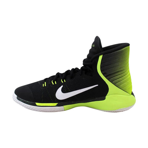 Nike Prime Hype DF 2016 Black/White-Volt  845096-003 Grade-School