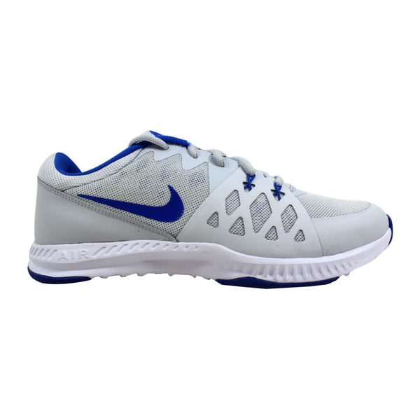 Nike Air Epic Speed TR II 2 Pure Platinum/Hyper Cobalt 852456-014