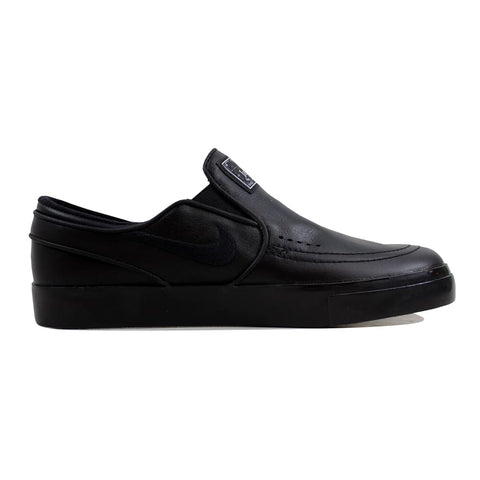 Nike Zoom Janoski Slip Elite CPSL Black/Black-White-Gum Light Brown 855641-001 Men's