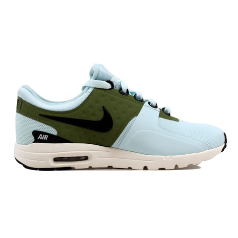 Nike Air Max Zero Glacier Blue/Black-Ivory  857661-400 Women's