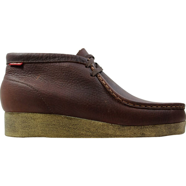 Clarks Padmore Brown Oiled Leather  86256 Men's