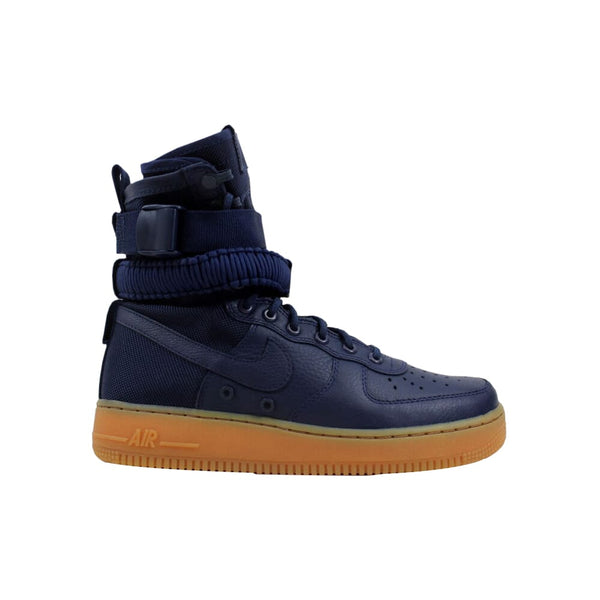 Nike SF Air Force 1 Midnight Navy  864024-400 Men's
