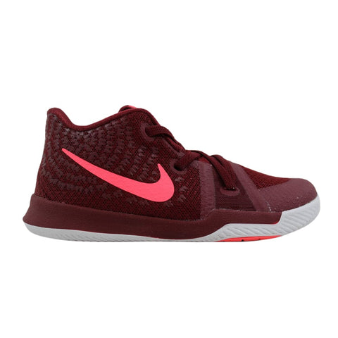 Nike Kyrie 3 Team Red/Hot Punch-White 869984-681 Toddler