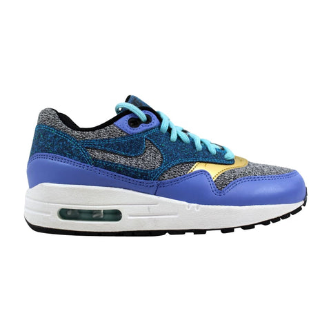 Nike Air Max 1 SE Black/Black-Polar-White  881101-001 Women's