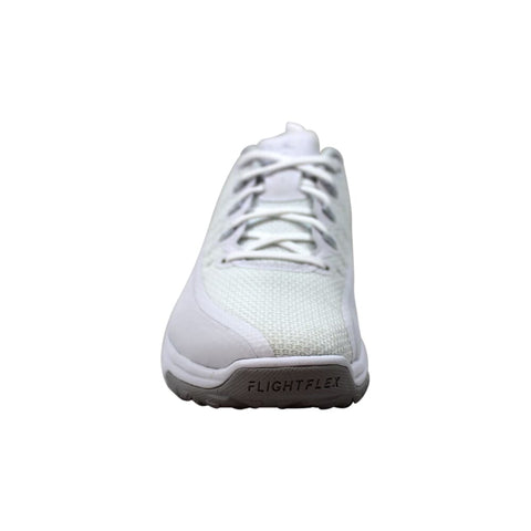 Nike Air Jordan Trainer Prime White/Pure Platinum  881462-100 Grade-School